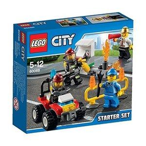 LEGO 60088 - City: Feuerwehr Starter-Set
