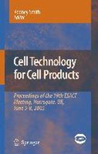 Cell Technology for Cell Products