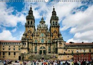 Auf Pilgerreise: Wallfahrtskirchen der Welt (Wandkalender 2016 D