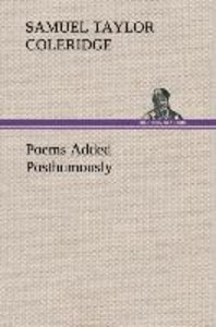 Poems Added Posthumously
