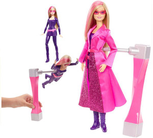 Mattel Barbie Agententeam - Barbie Geheimagentin