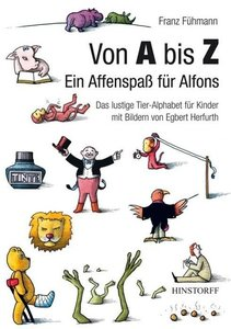 Von A bis Z. Ein Affenspaß für Alfons