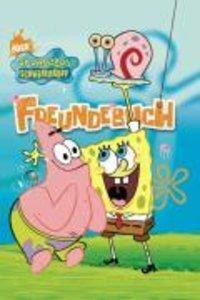 SpongeBob Schwammkopf. Freundebuch 1