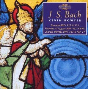 Bach Organ Works Vol.13