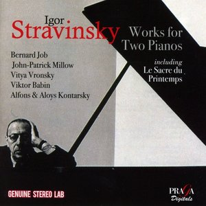 Werke Für Zwei Klaviere