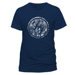 City Circle (T-Shirt,Blau,Größe L)