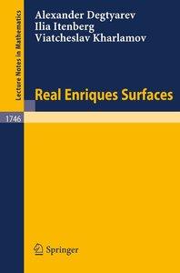 Real Enriques Surfaces