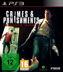 Sherlock Holmes: Crimes & Punishments (PlayStation PS3)