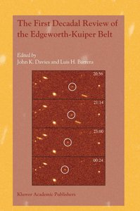 The First Decadal Review of the Edgeworth-Kuiper Belt