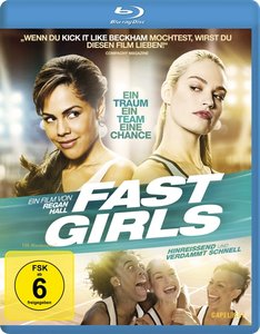 Fast Girls (Blu-ray)
