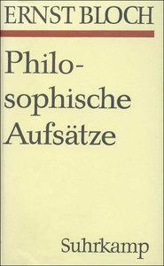 Philosophische Aufsätze zur objektiven Phantasie