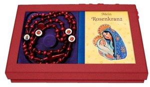 Mein Rosenkranz - Geschenkbox mit Rosenkranzkette