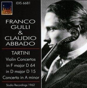 Franco Gulli und Claudio Abbado