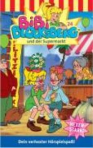 Bibi Blocksberg 024 und der Supermarkt. Cassette