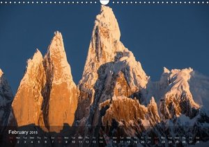 Majestic Mountains of Patagonia: Cerro Torre / UK-Version (Wall