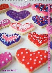 Leckere Kekse (Wandkalender 2016 DIN A3 hoch)