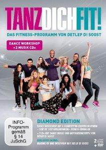 Tanz Dich Fit Diamond Edition DVD + 2 CDs