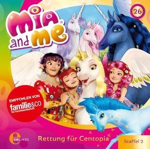 (26)Original Hörspiel zur TV Serie - Rettung Für Centopia