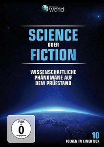 Science oder Fiction - Wissenschaftliche Phänomene auf dem Prüfs