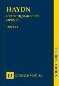 Streichquartette Heft V op. 33