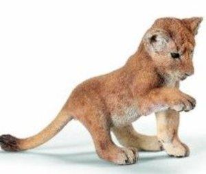 Schleich 14377 - Wild Life: Löwenjunges,spielend