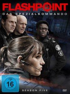 Flashpoint - Das Spezialkommando, Staffel 5