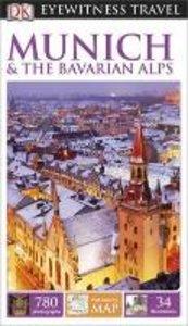 Eyewitness Travel Guide: Munich & The Bavarian Alps