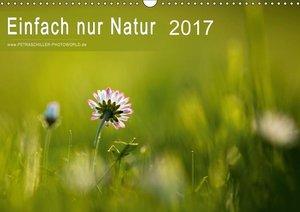 Einfach nur Natur (Wandkalender 2017 DIN A3 quer)