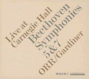 Sinfonien 5 & 7