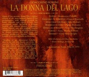 La Donna Del Lago (Torino 1970)