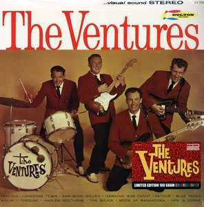 The Ventures 180g Limited Edition