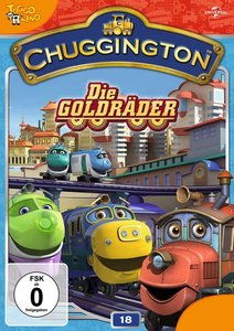 Chuggington - Die Goldräder