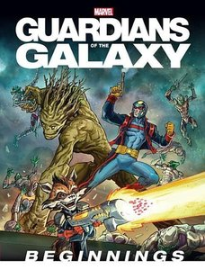 Guardians of the Galaxy - Beginnings