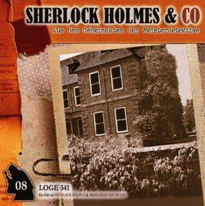 Sherlock Holmes und Co. 08. Loge 341 2. Teil