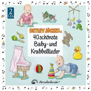 Detlev Jöckers 40 schönste Baby- und Krabbellieder