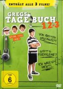 Gregs Tagebuch 1-3