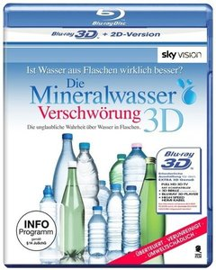 Die Mineralwasser-Verschwörung 3D