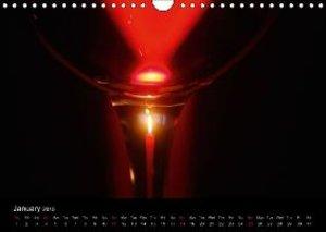 Wine / UK-Version (Wall Calendar 2015 DIN A4 Landscape)