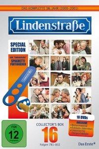 LINDENSTRAáE COLLECTOR'S BOX VOL.16 (LTD. EDITION)
