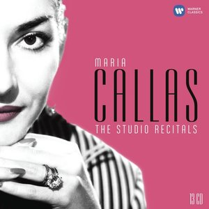 Callas-The Studio Recitals