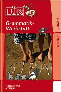 LÜK Grammatik-Werkstatt 3. Klasse