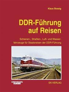 DDR-Führung auf Reisen