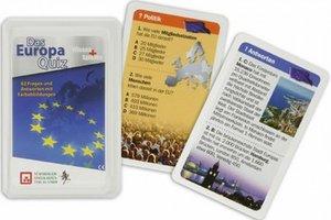 Nürnberger Spielkarten Verlag 1502 - Quiz: Europa