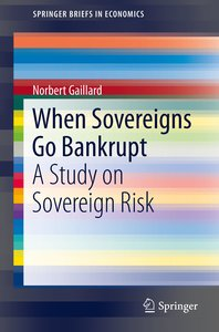 When Sovereigns Go Bankrupt
