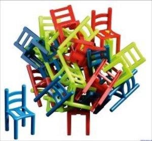 Philos 3275 - Stuhl auf Stuhl