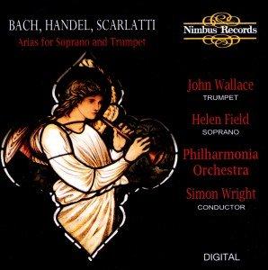 Bach/Händel Soprano Arias