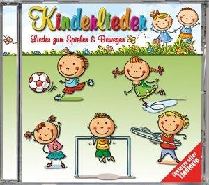 Kinderlieder zum Spielen & Bewegen