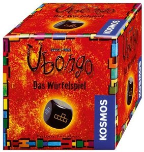 Kosmos 699635 - Ubongo, Das Würfelspiel