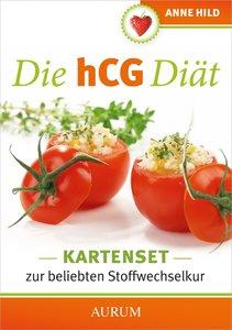 Die hCG Diät - Das Kartenset