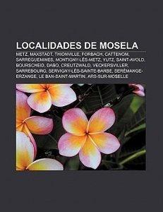 Localidades de Mosela